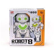 Robot na ovládání, tančí