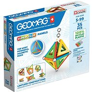 Stavebnice Geomag - Supercolor recycled 35 pcs