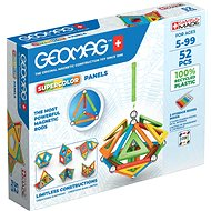 Stavebnice Geomag - Supercolor recycled 52 pcs