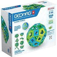 Stavebnice Geomag - Classic Panels Masterbox Cold 388 pcs