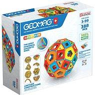Stavebnice Geomag - Supercolor Masterbox 388 pcs