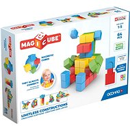 Stavebnice Geomag - Magicube Try Me 64 pcs