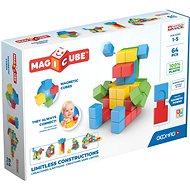 Geomag - Magicube Try Me 64 pcs - Stavebnice