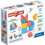 Stavebnice Geomag - Magicube Shapes 9 pcs