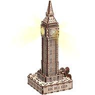 Mr. Playwood Big Ben (Eco - light) - Dřevěná stavebnice