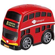 Imaginarium Londýnský patrový autobus, comic-cars