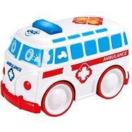 Imaginarium Ambulance, Touch & Go