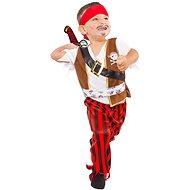 Imaginarium Kostým pirát morgan 92-98cm - Dětský kostým