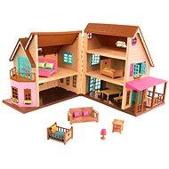 Domeček pro panenky Imaginarium Chalupa velká