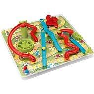 Imaginarium Závody 3D hadů - Kuličková dráha