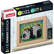 Vyrábění pro děti Quercetti Panda – mozaika z kolíčků