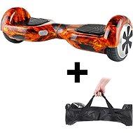 Kolonožka Premium fire red - Hoverboard