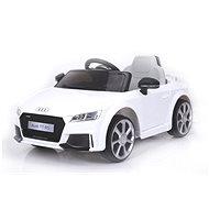 Audi RS TT bílá