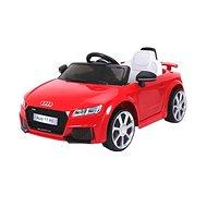 Audi RS TT červená