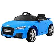 Audi RS TT modrá