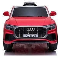 Audi Q8 červená