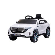Mercedes-Benz EQC, bílé