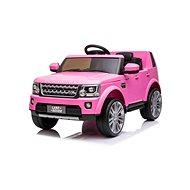 Land Rover Discovery, ružové