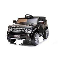 Land Rover Discovery, černé