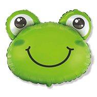 Foil Balloon Frog - Farm - 62cm