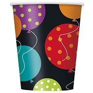 Kelímky - happy birthday - narozeniny - 250 ml - 8ks - Kelímek