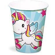 Kelímky jednorožec - little unicorn 250ml / 8 ks - Kelímek