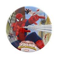 """Talíře """" ultimate spiderman """" 23 cm, 8 ks - Jednorázové nádobí"""