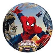 """Papírový talíř """"ultimate spiderman"""", 20 cm, 8 ks - Talíř"""
