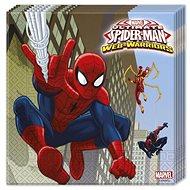 """Ubrousky """" ultimate spiderman """", 33 x 33 cm, 20 ks - Papírové ubrousky"""