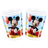 Kelímky myšák mickey mouse - 200 ml - 8 ks