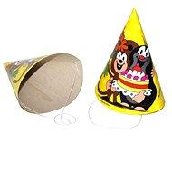 Párty kloboučky krteček - krtek a kamarádi 6 ks, 15 cm - Party doplňky