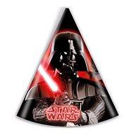 Kloboučky star wars - hvězdné války - 6 ks - Party doplňky