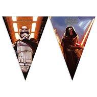 Banner - girlanda star wars - hvězdné války - vlajky - 230 cm - Party doplňky