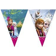 Banner - girlanda frozen - ledové království - 230 cm - Party doplňky