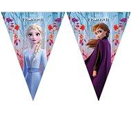 Girlanda vlajky ledové království 2 - frozen 2 - 230 cm - Party doplňky