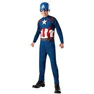 Kostým Kapitán Amerika - Captain America - Avengers 8-10 let - Dětský kostým
