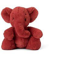 Ebu slon červený 29cm