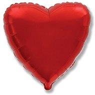 Foil Balloon 45cm Heart Red - Valentine / Wedding