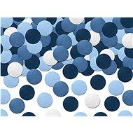 Konfety na stůl little plane 5 g - modrý mix