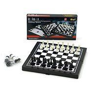 Šachová sada 3v1