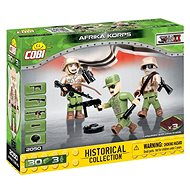 Cobi 3 figurky s doplňky Afrika Korps