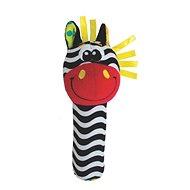 Playgro - Pískátko Zebra - Hračka pro nejmenší