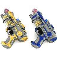 Battery Operated Pistol, Light, Sound - Toy Gun