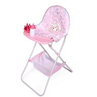 Decuevas 53241 skládací jídelní židlička pro panenky s doplňky ocean fantasy 2021 - Nábytek pro panenky