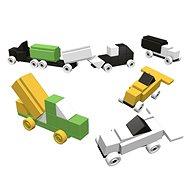 Magnetická stavebnice AINSTEIN Kiga Vehicles, Magnetická stavebnice