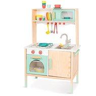 B-Toys Kuchyňka dřevěná Mini Chef - Kuchyňka