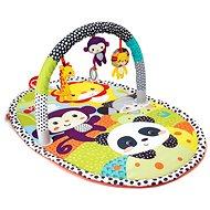 Infantino Hrací deka s hrazdou ZOO - Hrací deka