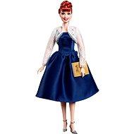 Barbie lucille ball v plesových šatech - Panenka