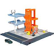 Matchbox herní set garáž - Autodráha