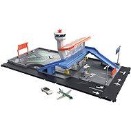 Autodráha Matchbox herní set letiště